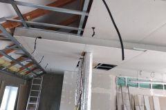 ProfilLiving - SOS stavební pohotovost | Sádrokartony - v průběhu rekonstrukce