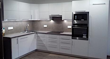 Koupelny a kuchyně
