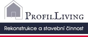 ProfilLiving - rekonstrukce a stavební činnost